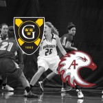 Britta Rinke and the rest of the Gustavus women's basketball team will play host to Augsburg on Wednesday night at Gus Young Court.