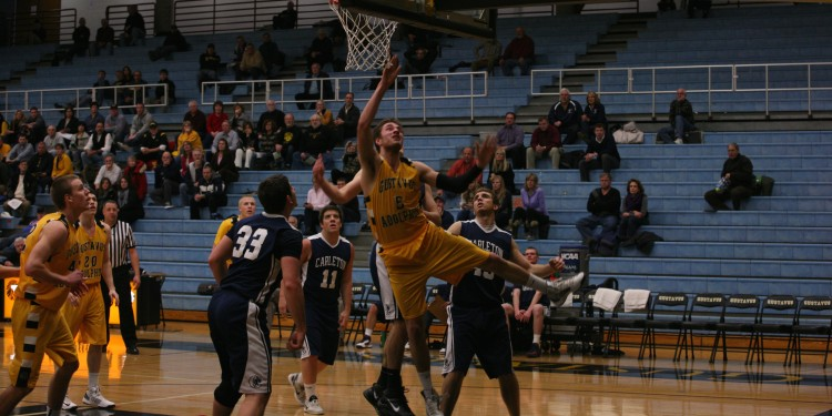Jim Hill led the way for the Gusties with 19 points in the win.
