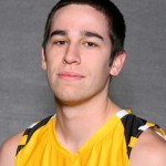 Blake Shay came off the bench to lead the Gusties in scoring with 16 points.