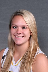 Kelsey Florian scored a team-high 16 points in Gustavus two point loss to Hamline on Saturday afternoon.