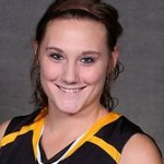 Karina Schroeder led the Gusties in scoring with 13 points.