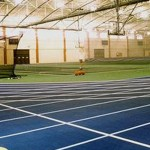 The Carleton Field House, site of the Meet of the Hearts.