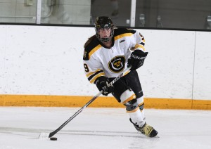 Amanda Cartony (Photo courtesy of A.J. Dahm - Sport Pix Photography)