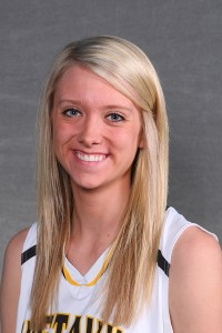 Abby Rothenbuehler led the Gusties with 18 points on 5-of-8 shooting from the field on Tuesday night.
