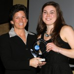 NCAA D3 Banquet Photo - Elite 89 Award Winner