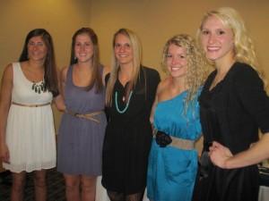 banquet seniors 2012-2013