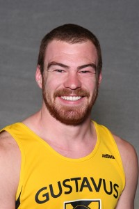 Josh Owens finished third in the pole vault to earn All-America honors
