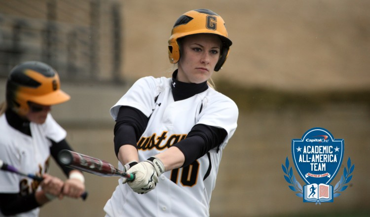 Kate Rentschler has earned a place on the 2013 CoSIDA Academic All-District Team.