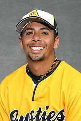 Max Laureano went 2-for-6 and scored a run on the afternoon.