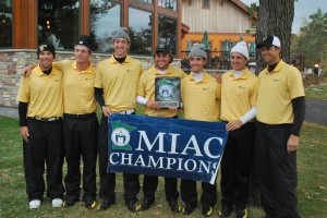 The 2012-13 Gusties captured the program's first MIAC title since 2007.