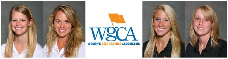 WGCA All-American Scholars