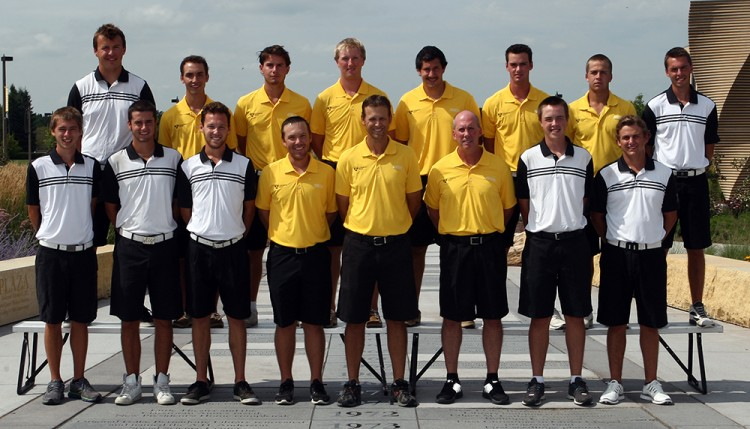 The Gustavus men's golf team will face St. Thomas in a dual meet on Saturday afternoon in Golden Valley, Minn. Photo courtesy of Sport PiX.