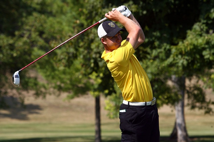 Tyler McMorrow led Gustavus to a dual win over MSU, Mankato after shooting a 66 (-4) at the Le Sueur Country Club.