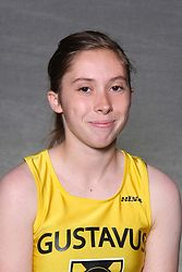 Rebecca Hare led Gustavus with an 11th place finish at the St. Olaf Invite on Saturday morning.