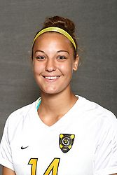 Junior defender Karlye Smith.