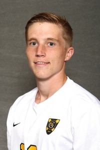 Midfielder David Lilly scored a goal and added an assist in Wednesday night's 3-1 victory over Saint Mary's.