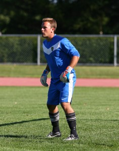 Junior goalkeeper Brett Ylonen. Photo courtesy of Sport PiX.