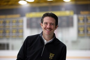Jared Phillips spearheaded Gustavus's Movember campaign last year and is thrilled with the commitment of the Gustavus community in 2013.