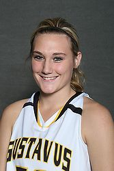 Sophomore Karina Schroeder led all scorers with 22 points in Saturday's win over Minnesota Morris.