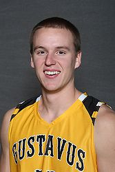Brody Ziegler led the Gusties in scoring with 19 points on Saturday afternoon.