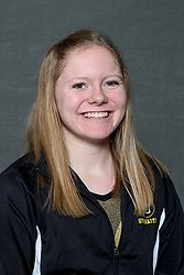 Jaimie Niedermayer led Gustavus against UW-La Crosse with a third place finish on the  vault.