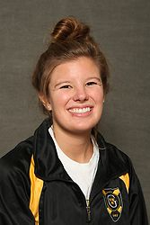 Megan Tuttle took the 200 butterfly in Gustavus's dual victory over St. Thomas on Saturday.