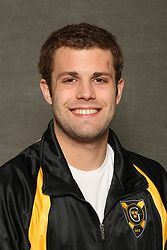 Elliot Hoektra won the 100 breaststroke with a time of 1:04.60 at the Norse Sprint Invite.