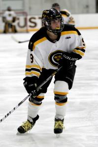 Senior Amanda Cartony (Photo courtesy of Jessica Williams '16)