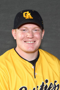 Joe Melles came up with a one-run single that put Gustavus on top of Concordia 1-0 in game one.