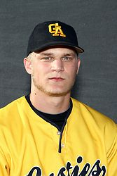 Garrett Fuchs went a combined 3-for-6 with a double and a run in Gustavus's series against St. Olaf.