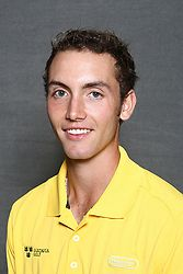 Andrew Oakes leads Gustavus in seventh place after shooting a 73 (+1) on day one of the Saint John's Invite.