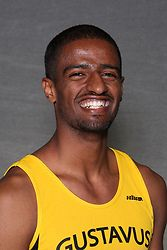 Naga Rumicho cleared the high jump bar at 6-feet 7-inches for a second place finish at the MIAC Championships.