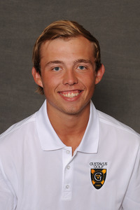 Matt Spier led Gustavus with a 75 (+3) on day three of the Twin Cities Classic.