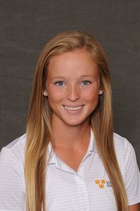 Lauren Johnson posted a 243 to finish in a tie for 12th place in the 2014 MIAC Championships.
