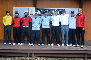 The 2014 All-Conference Team. Photo Courtesy of Matt Higgins.