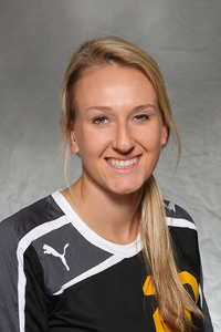 Brittany Chase scored her first goal of the season to help the Gusties to a 3-3 tie versus Saint Mary's.