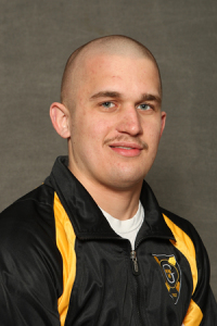 Andy Olson turned in a team-best fourth place finish in the 400 IM at the Morningside Invite on Saturday.