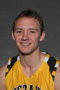 Isaac Tapp led the Gusties in scoring on Friday evening.