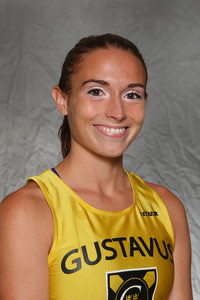 Lauren Shurson picked up a win in the 3,000-meter at the Kilt Classic on Friday night.