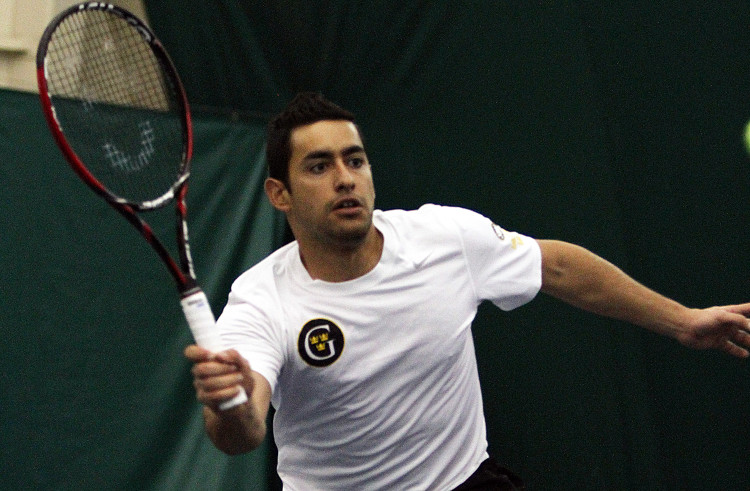 Andres Saenz Named MIAC Men's Tennis Athlete Of The Week - Posted on February 25th, 2015 by ...