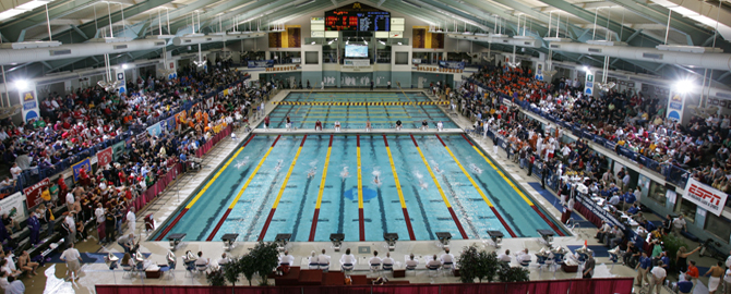 Swimming And Diving S Relays Shine At Minnesota Challenge