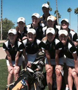 Gustavus finished in seventh place at the George Fox Invite in Peoria, Arizona.