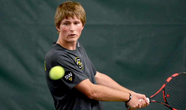Men's Tennis Takes Down Coe, St. Scholastica, and ...