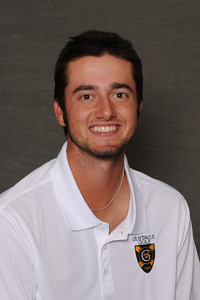 Andrew Brandt leads the Gusties in 17th after day one of the Augustana Invite.