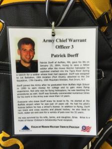 Chief Warrant Officer Patrick Dorff