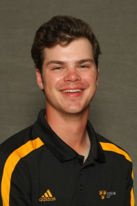 Max Savini led Gustavus at the Twin Cities Classic with a tie for second place.