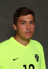 Ian Smith scored one of Gustavus' two goals on Sunday.