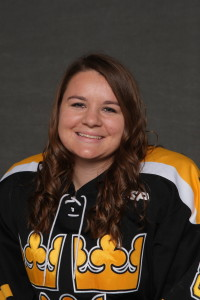 Allison Eder-Zdechlik scored the Gusties lone goal in a 3-1 loss to Bethel on Friday night.