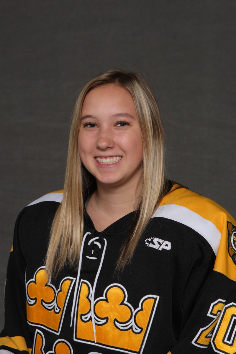 Women S Hockey Player Kaitlyn Klein On Road To Recovery