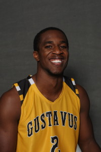 Gary Cooper led the Gusties with 20 points in his first game back from injury.